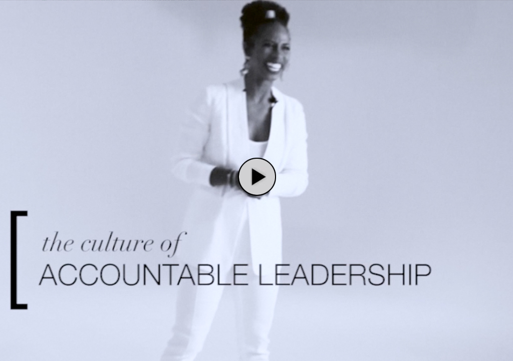Kwayera Archer - Accountable Leadership
