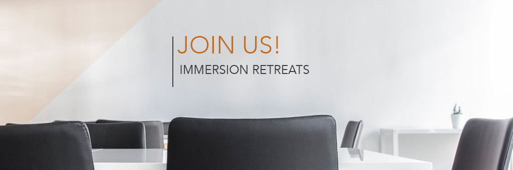 Immersion Retreats